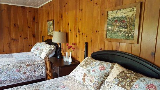 Candler, NC: Honeymoon cabin