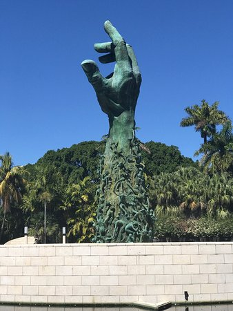 Photo of Monument / Landmark Holocaust Memorial-Miami Beach at 1933 Meridian Ave, Miami Beach, FL 33139, United States