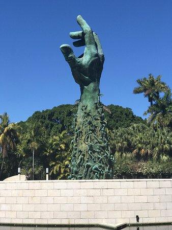 Photo of Monument / Landmark Holocaust Memorial-Miami Beach at 1933 Meridian Ave, Miami Beach, FL 33139, United States