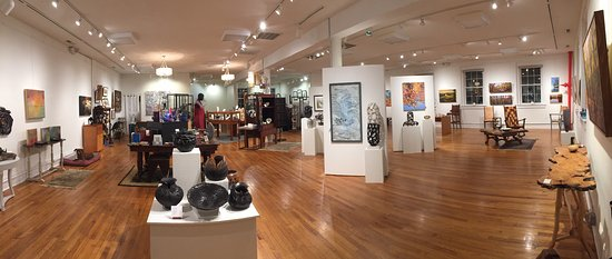 Flat Rock, NC: 2500 square feet of art in all mediums.