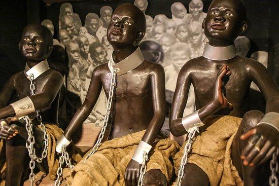 Slaves Picture Of Great Blacks In Wax Museum Baltimore Tripadvisor