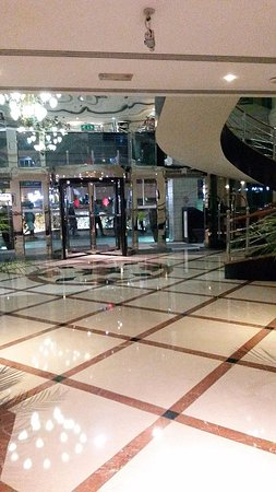Coral Dubai Deira Hotel: Reception