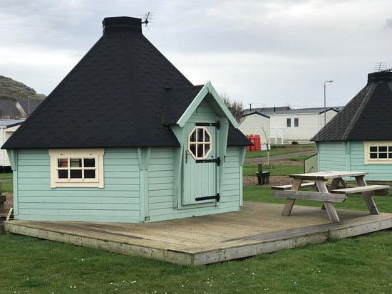 Gilsland Park: The 5 berth Cabin