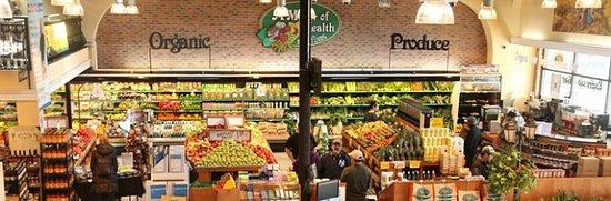 Nanuet, Estado de Nueva York: 100% Organic Produce
