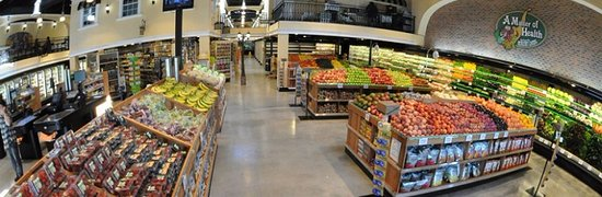 Nanuet, Estado de Nueva York: Health Food Supermarket