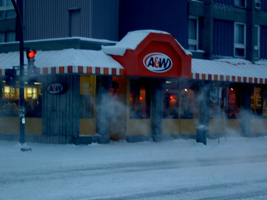 A&W Restaurant Photo
