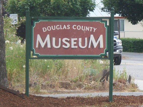 Douglas County Museum, Waterville, Washington
