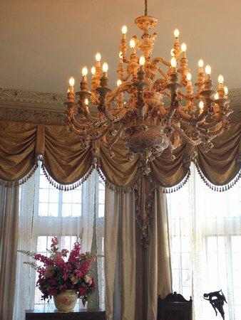 Casa Loma: Lay Mary's room
