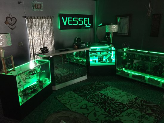 Beautiful gemstone specimens and jewelry at Vessel in Brevard NC!