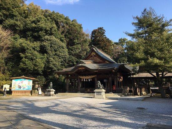 Warei Shrine: photo1.jpg