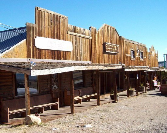 The old west comes alive in Centennial, Wyoming!