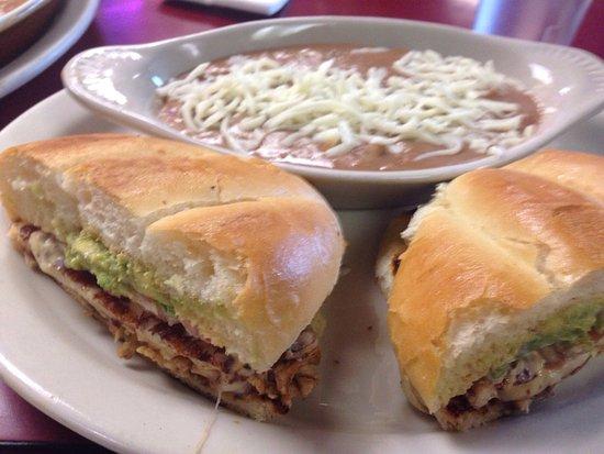 Photo of Mexican Restaurant Los Reyes De La Torta at 4333 W Indian School Rd, Phoenix, AZ 85031, United States