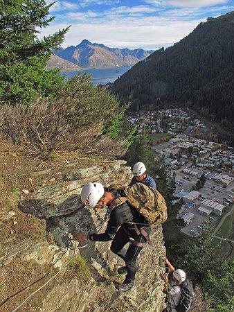 ควีนส์ทาวน์, นิวซีแลนด์: CLimb the 'Original' - New Zealand's First Via Ferrata