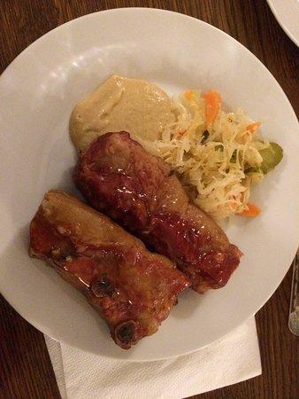 Photo of Restaurant Sousedsky pivovar Basta at Táborská 389/49, Prague, Czech Republic
