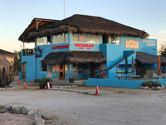 Cabo Pulmo Beach Resort - Dive Center & Restuarant