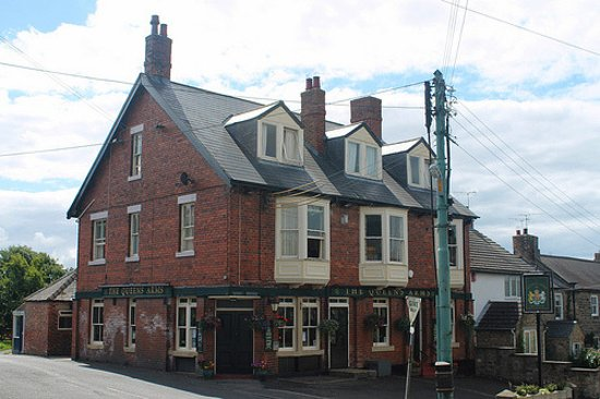 Hexham, UK: The Queens Arms Hotel, Acomb
