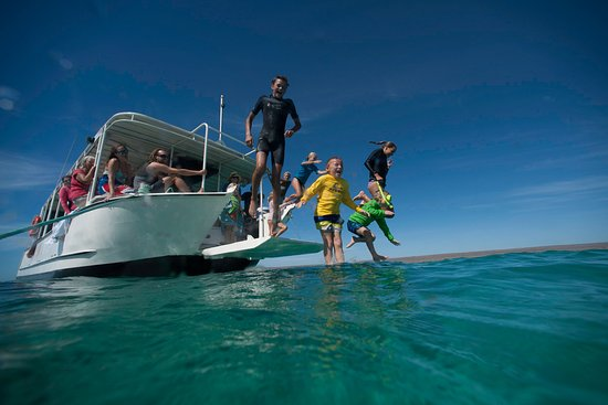 Glass Bottom Boat Tours Perth