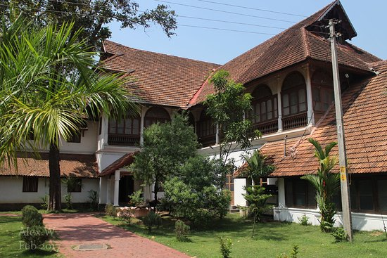 Puthenmalika (Kuthiramalika) Palace