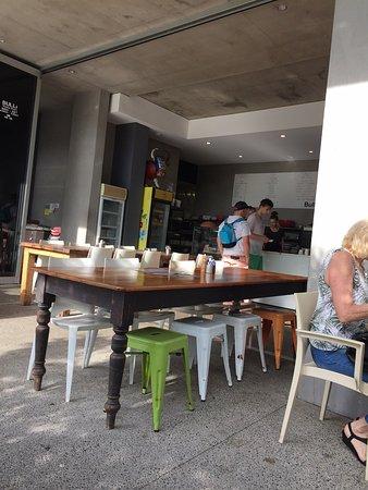 Саншайн-Коуст, Австралия: dining area