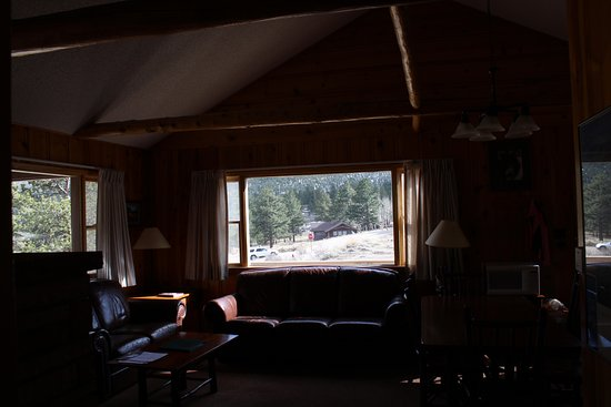 YMCA of the Rockies: Living Room