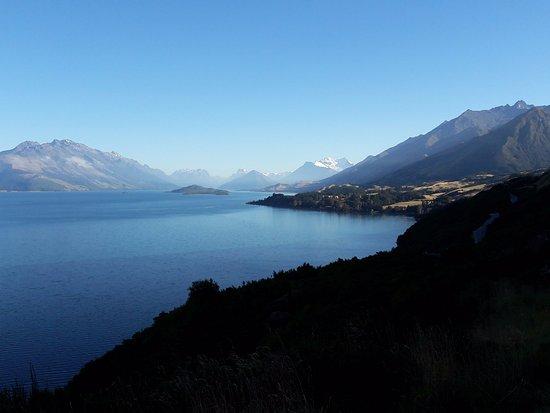 ควีนส์ทาวน์, นิวซีแลนด์: วิวระหว่างทาง