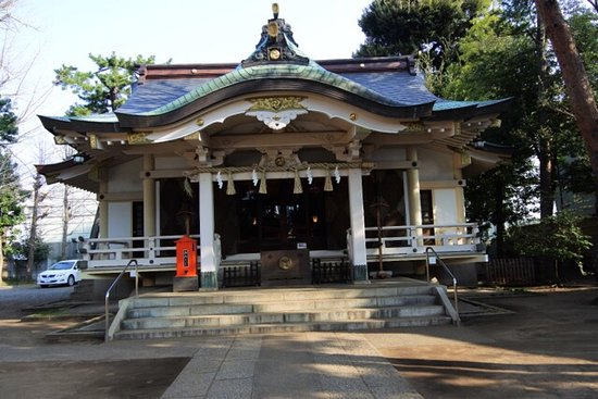 Amanuma Hachiman Shrine