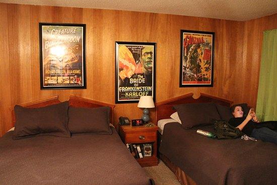 เรตัน, นิวเม็กซิโก: Cool, spooky room 13