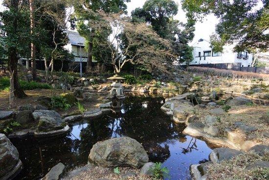 Amanuma Benten-ike Park