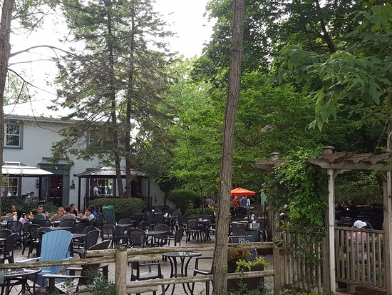 Photo of Cafe Rectory Cafe at 102 Lakeshore Ave, Toronto M5J 1X9, Canada