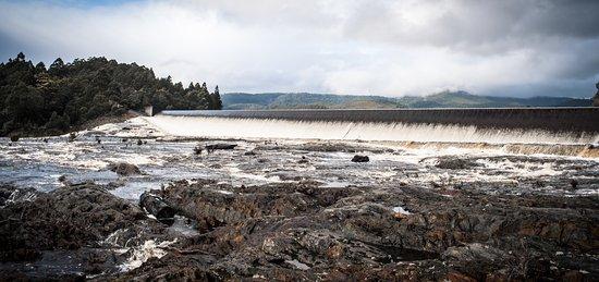 Hydro Dam at Tullah