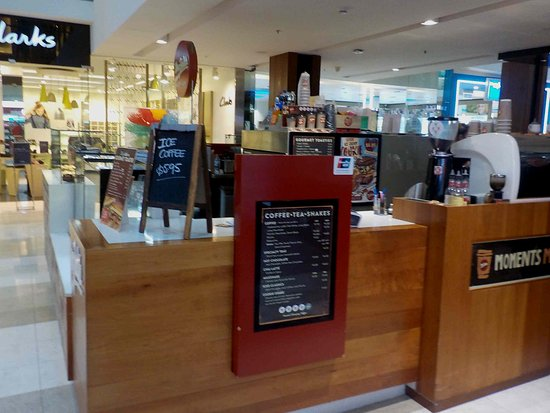 Doncaster, Australia: Order area