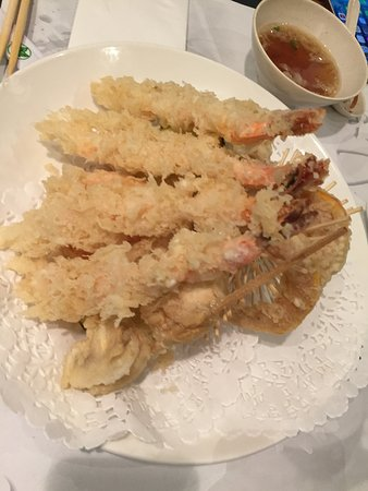 Richmond Hill, Canadá: mixed tempura