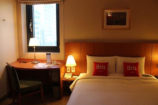 Ibis Suwon Ambassador: Standard Double Room