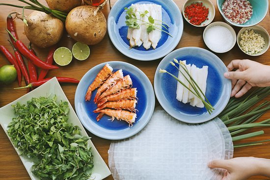 ‪Cooking Classes at Pullman Danang Beach Resort‬