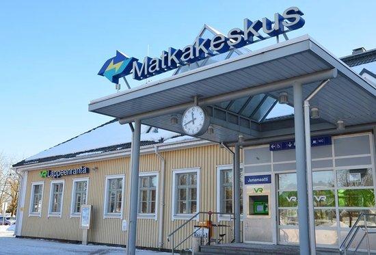Lappeenrannan Rautatie Asema