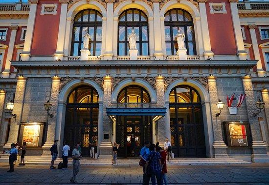 Photo of Theater Musikverein at Bosendorferstrasse 12, Vienna 1010, Austria