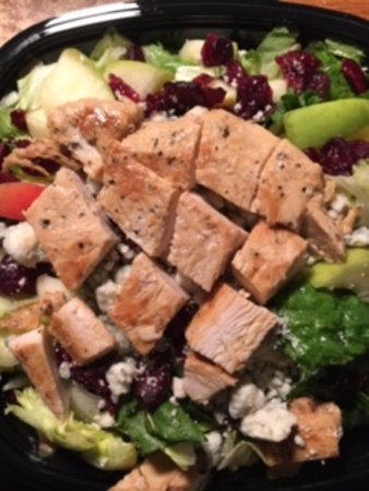Columbia, MD: Apple Pecan Chicken Salad
