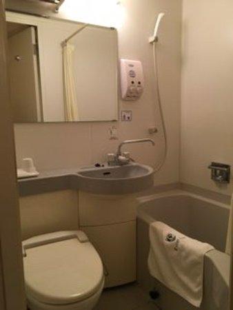 Oyama, Japonia: バスルーム