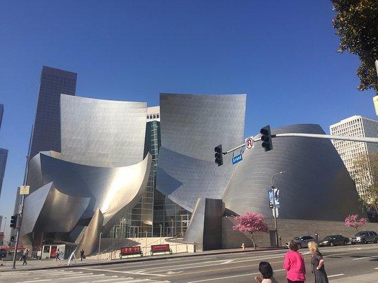 Photo of Monument / Landmark Walt Disney Concert Hall at 111 S Grand Ave, Los Angeles, CA 90012, United States