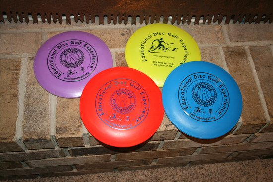 Storm Lake, Айова: Kiwanis Disc Golf Kit