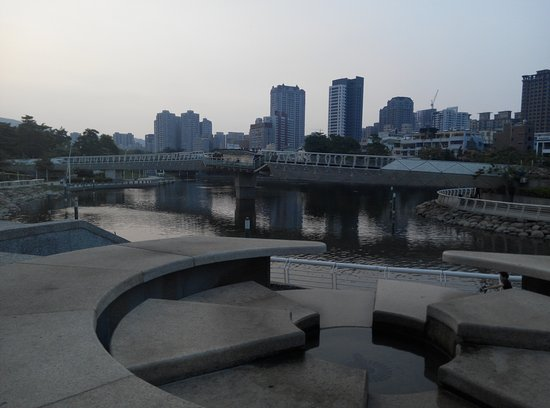 Photo of Lake Ai He (Love River) at 民生二路, Kaohsiung, Taiwan