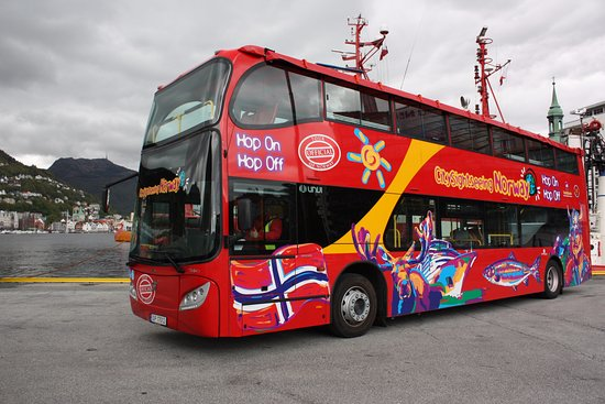 CitySightseeing Bergen
