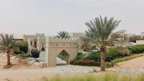 Qasr Al Sarab Desert Resort by Anantara: The resort