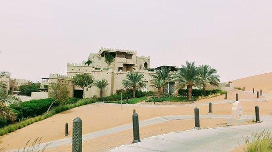 Qasr Al Sarab Desert Resort by Anantara: Resort