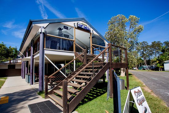 Wooli, Australia: Top Deck Bar - available for function hire