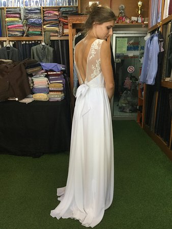 Wedding dress Picture of Mr K Best Tailors, Chiang Mai