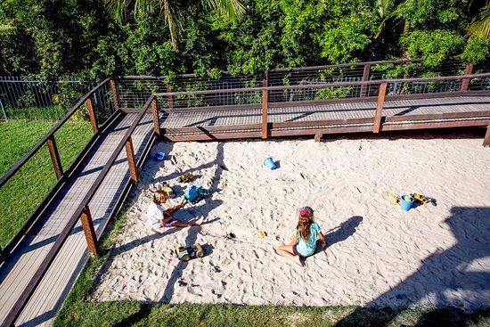 Wooli, Australien: Sand Pit