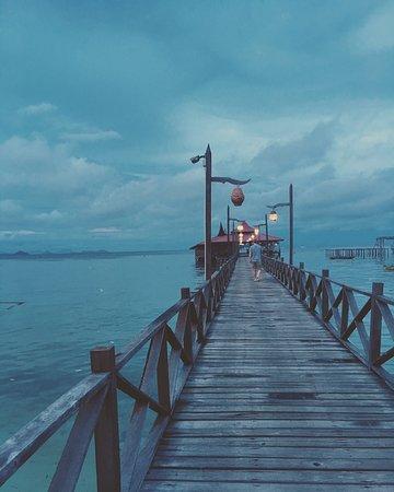 Scuba Junkie Mabul Beach Resort: photo0.jpg
