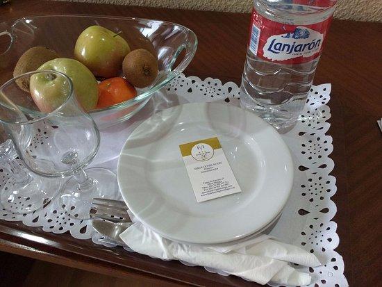 Detalle de bienvenida picture of hotel las vegas - Detalles de bienvenida ...