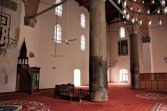 Isa Bey Mosque: Innerer Teil